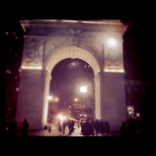 WildCollective - NYC arch